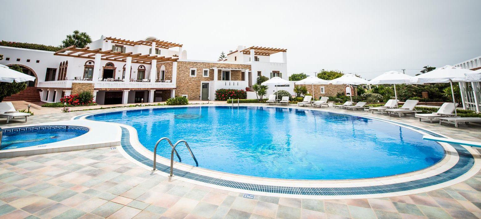 Swimming Pool Porto Naxos Hotel Naxos Hotel With Pool
