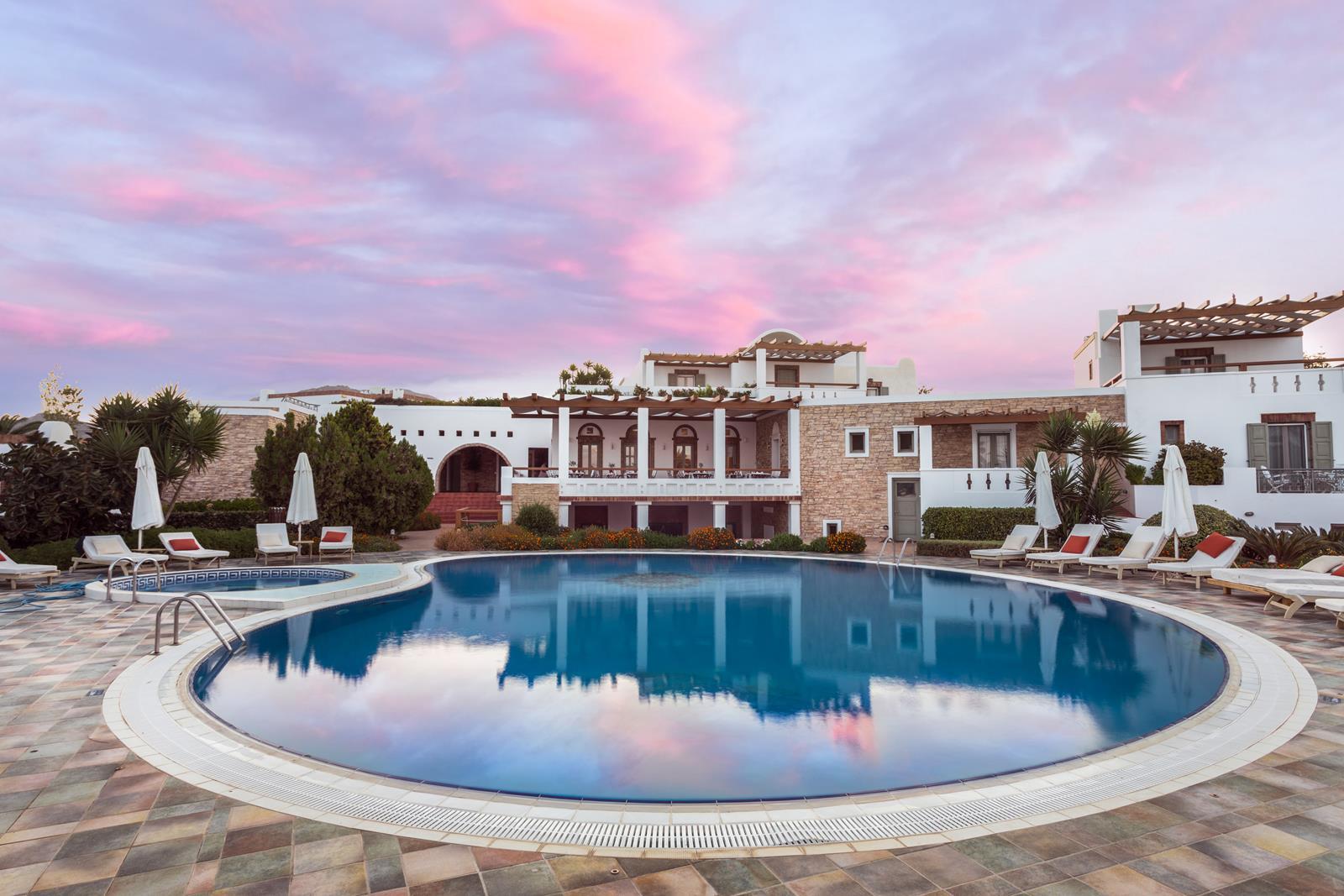 hotel naxos - Porto Naxos hotel