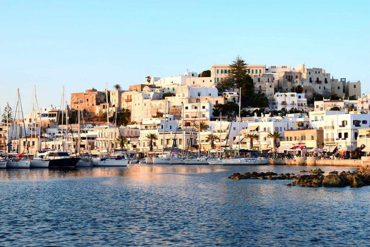 Naxos town - Chora