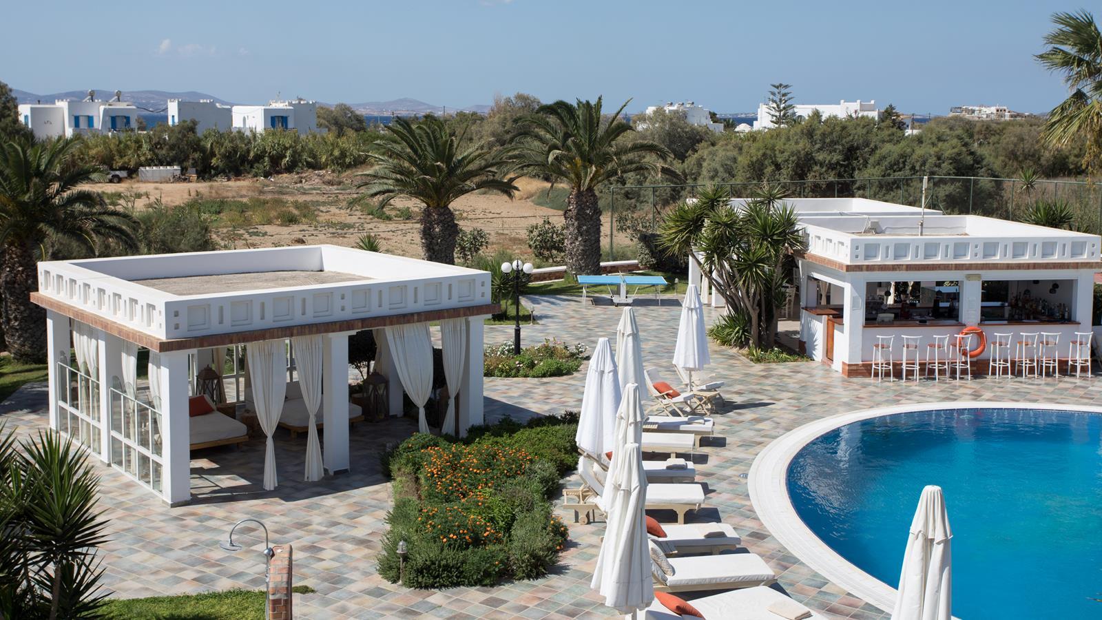 Naxos Hotels - Porto Naxos Hotel